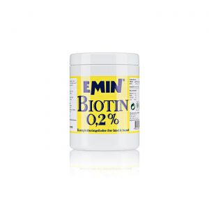 Biotin kompletteringsfoder