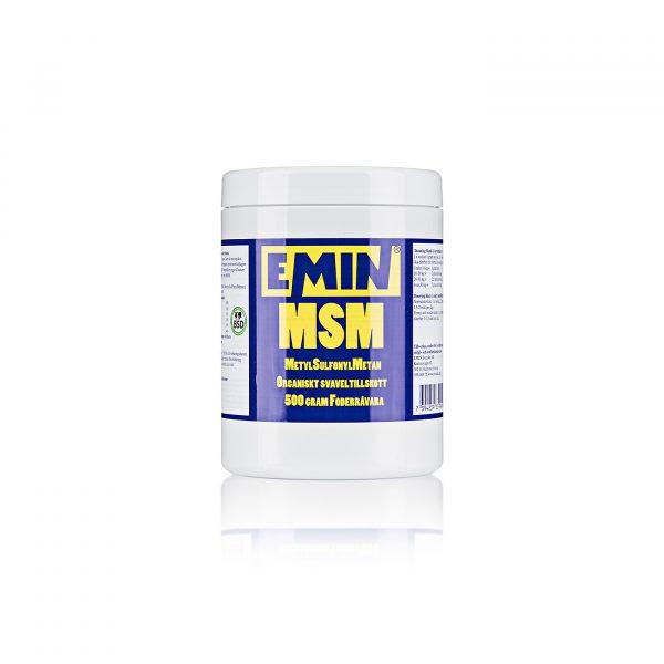 MSM 100 % svaveltillskott