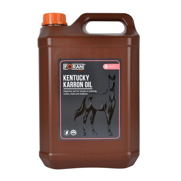 Kentucky Karron Oil Foran
