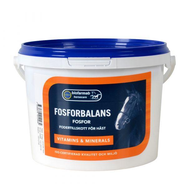Fosforbalans fodertillskott
