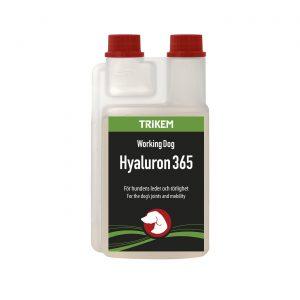 WorkingDog Hyaluron 365 ledtillskott
