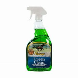 Green Clean Fiebing fläckborttagning