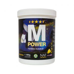 M Power fodertillskott